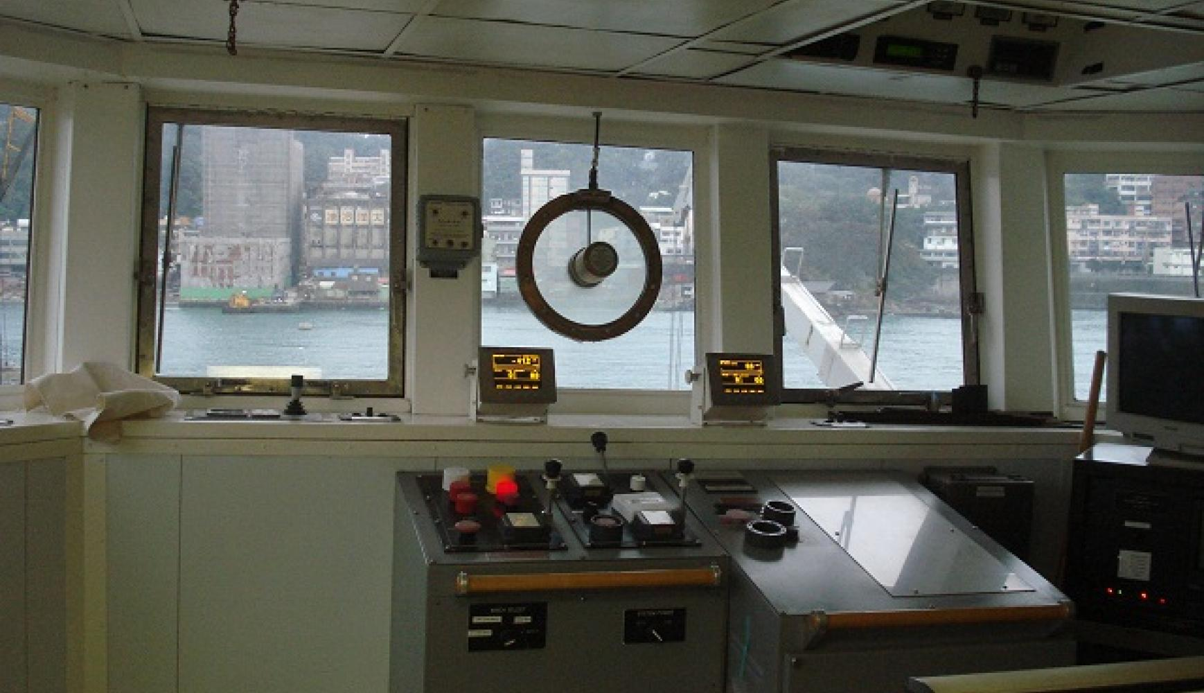 Revelle Bridge Remote Displays