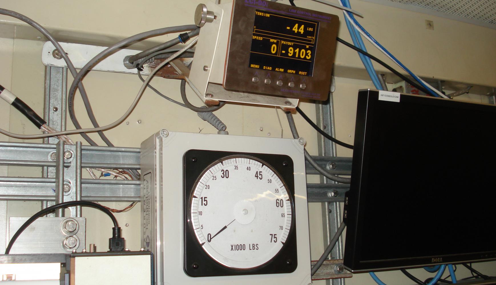 Melville Remote Display w/ Analog Meter