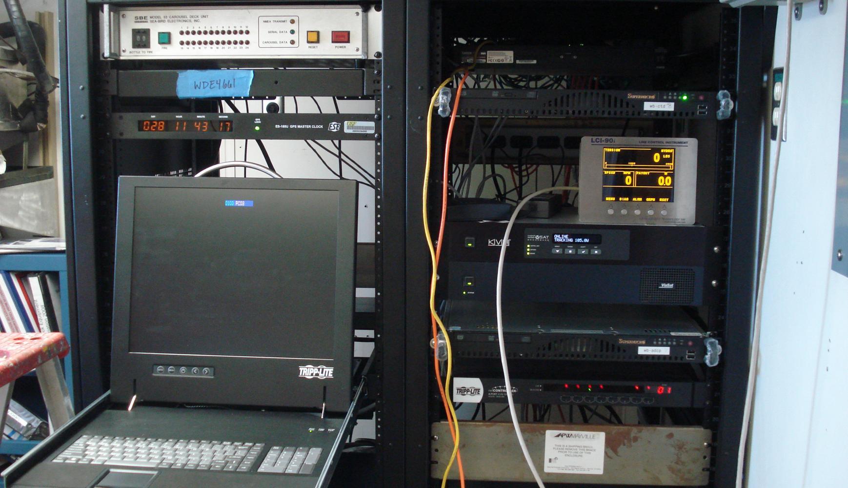 Weatherbird II Remote LCI-90i