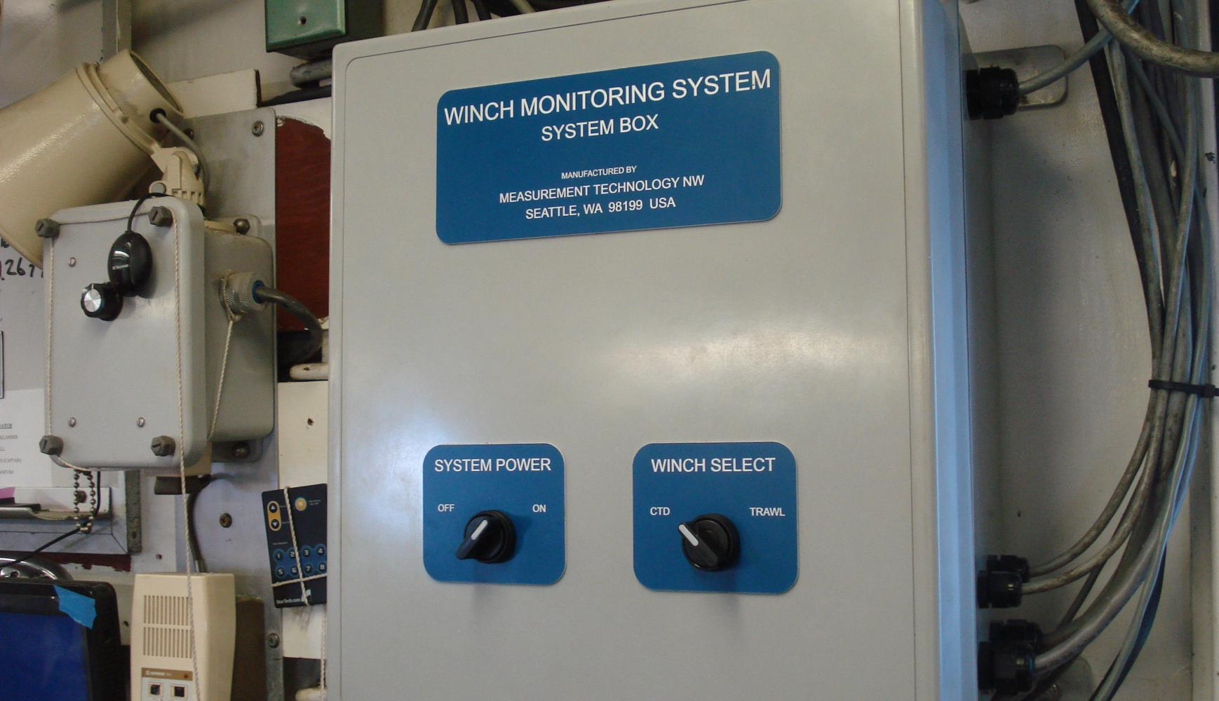 Sproul Winch System Box
