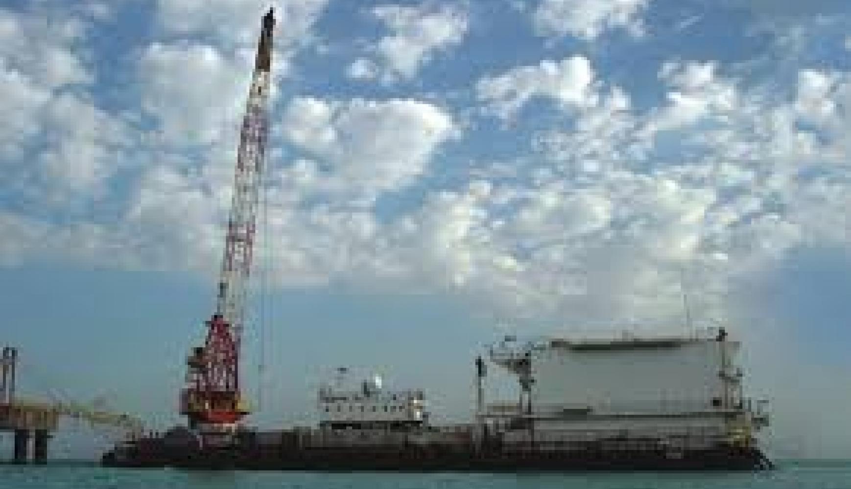KHAN KH-A1 Accomodation Crane Barge