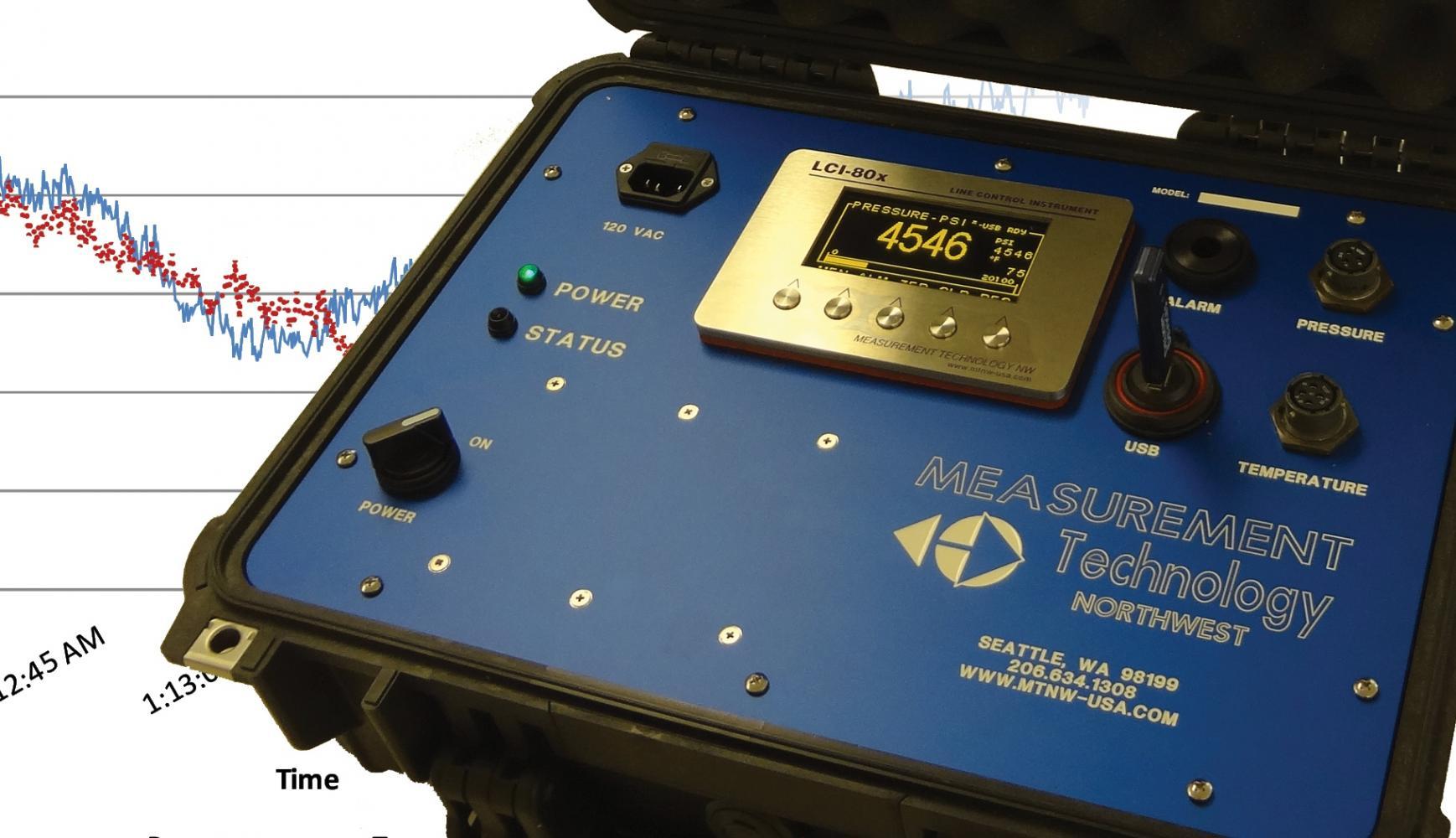 LCI-80x Digital Chart Recorder