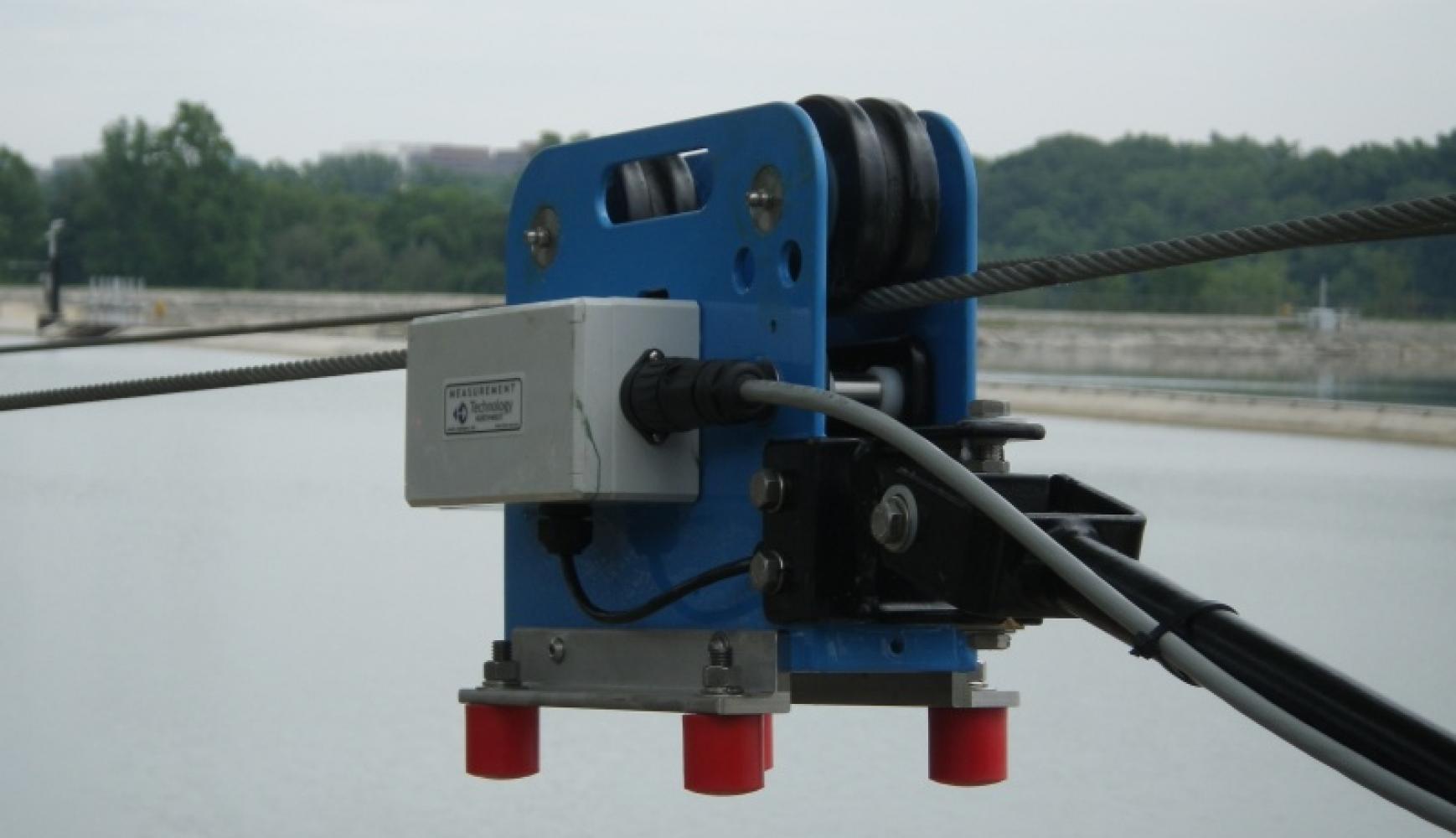 RL-05 tensiometer dredging