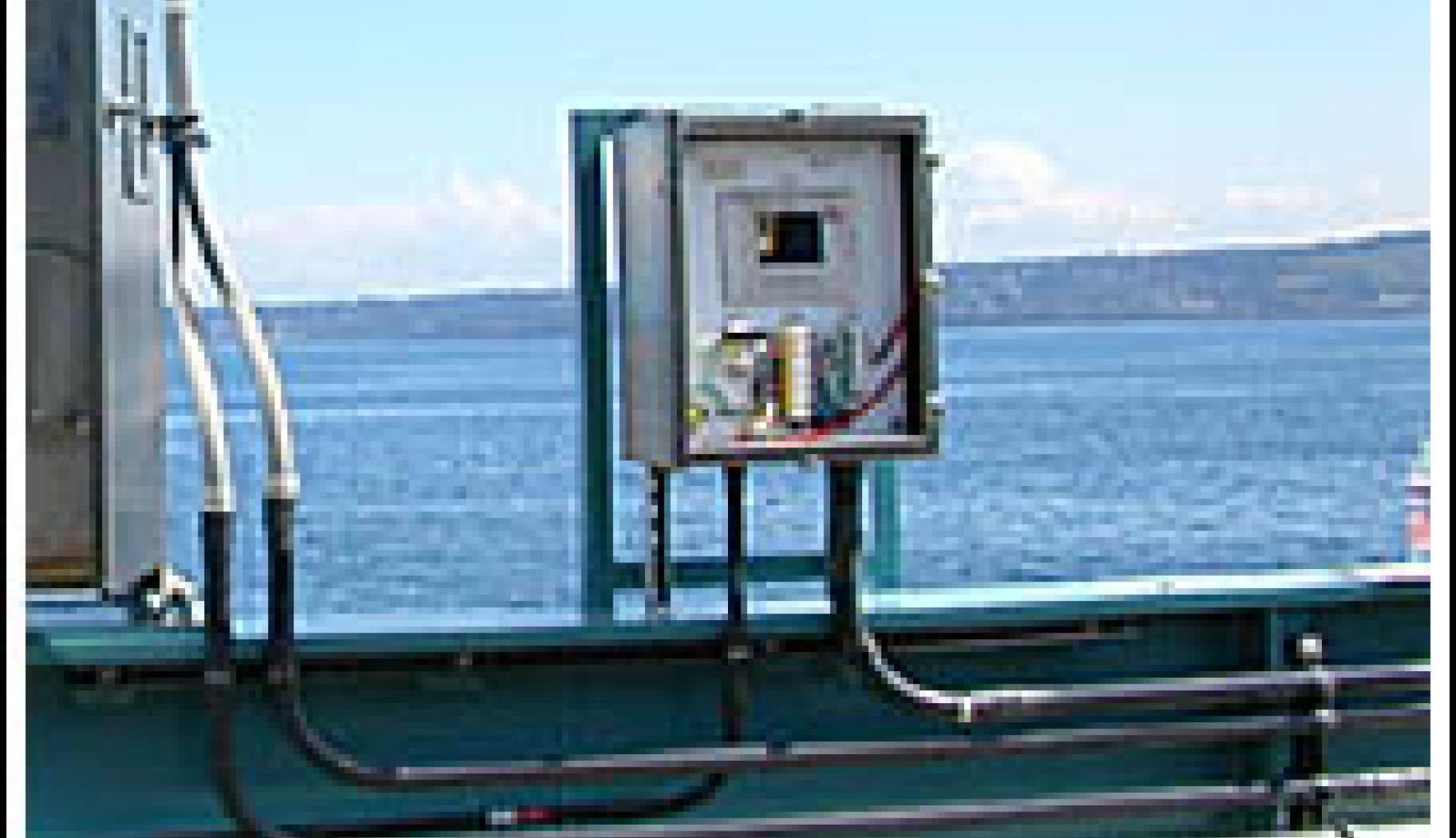 WA State Ferry Transfer Span Cable Tension Monitoring