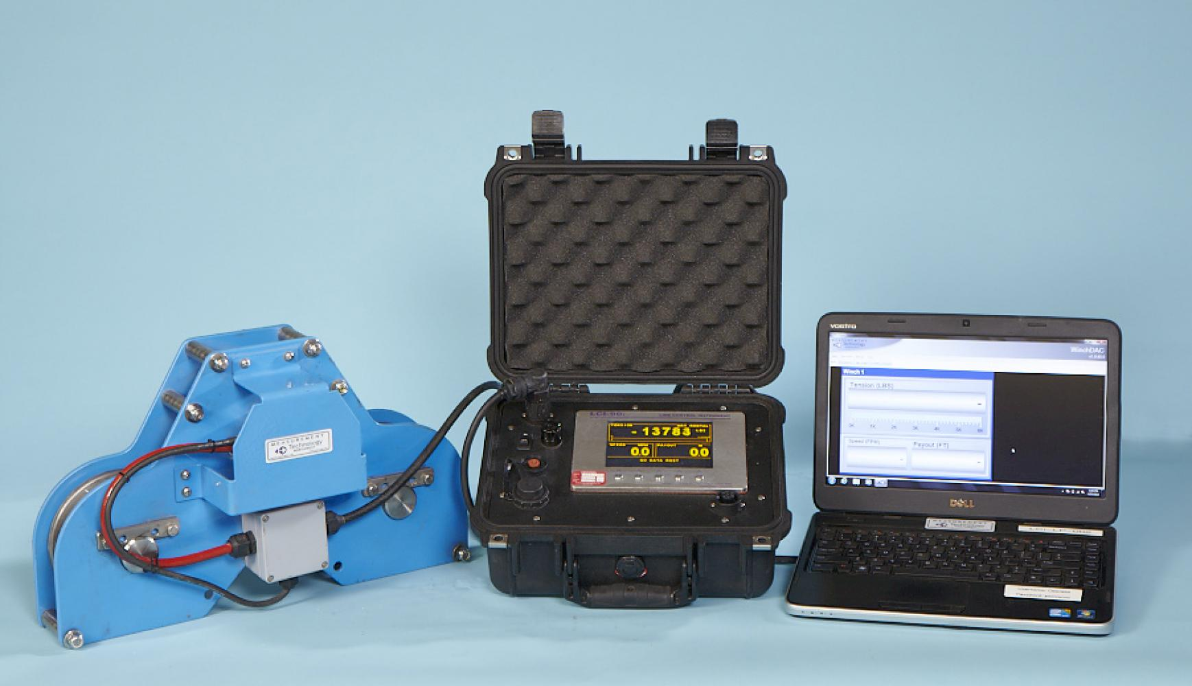 Complete Portable Load Monitoring System