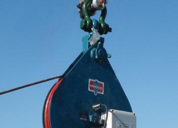Instrumented Hanging Block