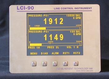LCI-90i Modified for Pump Trucks